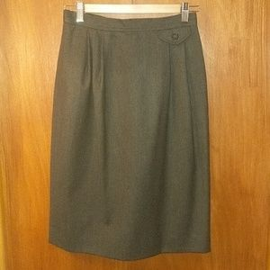 Vintage JH Collectibles Pencil Skirt